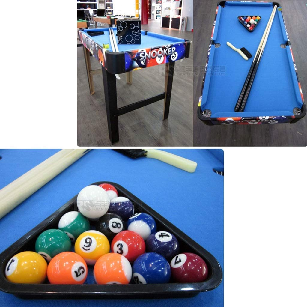Juguetes de mesa de billar para niños Mesa de billar cubierta ...