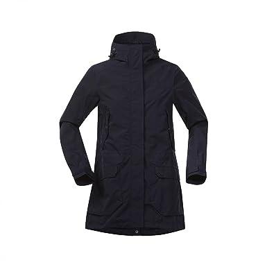 vendita scontata vendite all'ingrosso nuovo autentico Bergans Giacca - Donna blu navy: Amazon.it: Abbigliamento
