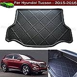 Hyundai Tucson 2015-2016 Car Boot Pad Cargo Mat Car Trunk Liner Tray Floor Mat