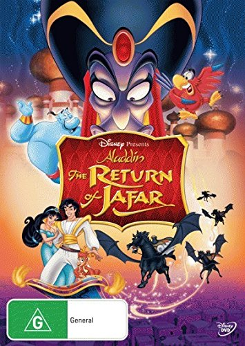 Aladdin - The Return of Jafar [NON-USA Format / PAL / Region 4 Import - Australia]