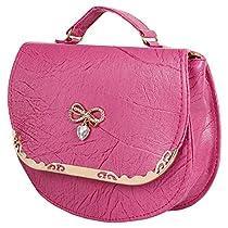 Ayeshu Butterfly Pink Sling