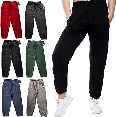 Generation-Gap Kids Boys Slim Fit Trousers Sports Jogging Pants Casual School Play Soft Fleece Bottoms