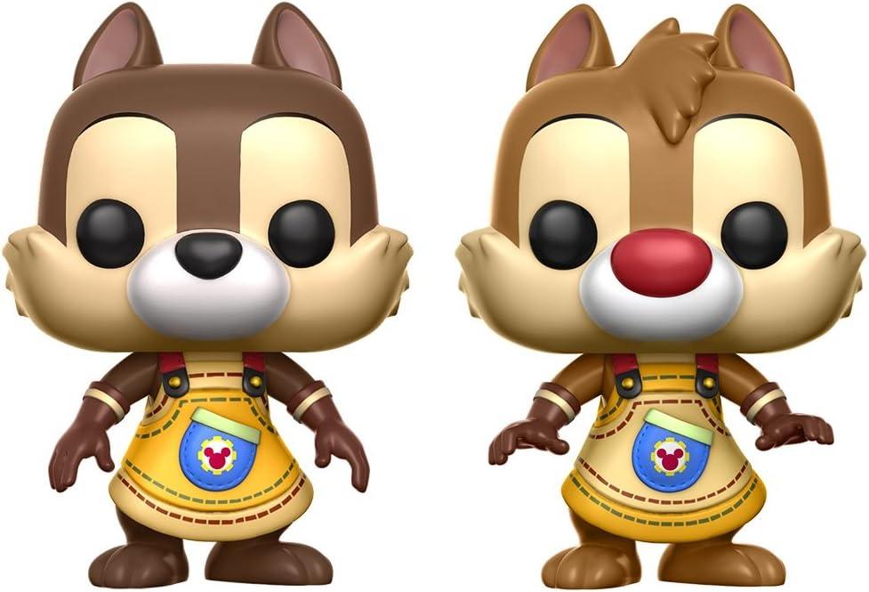Funko Figurine Disney - 2 Pack Chip and Dale [Importación Francesa]: Amazon.es: Juguetes y juegos