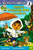 Diego's Buzzing Bee Adventure, Alison Inches, 1416947760