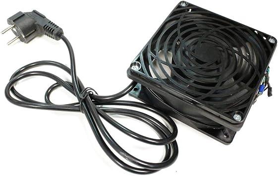 RackMatic - Ventilador de Techo para Armario Rack 19