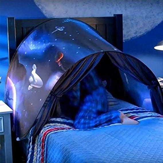 NISHANG Tienda De Campaña Plegable Galaxy Starry Sky Dream ...