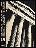 Criminal Justice and the Social Sciences, Wright, Burton and Fox, Vernon, 0721696104