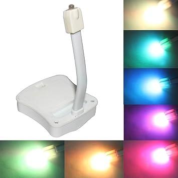Amazon.com: Luces coloridas de activado por movimiento ...