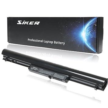 SIKER® 2600MAH Alto Rendimiento VK04 de batería para HP Pavilion Sleekbook 14-B000 15