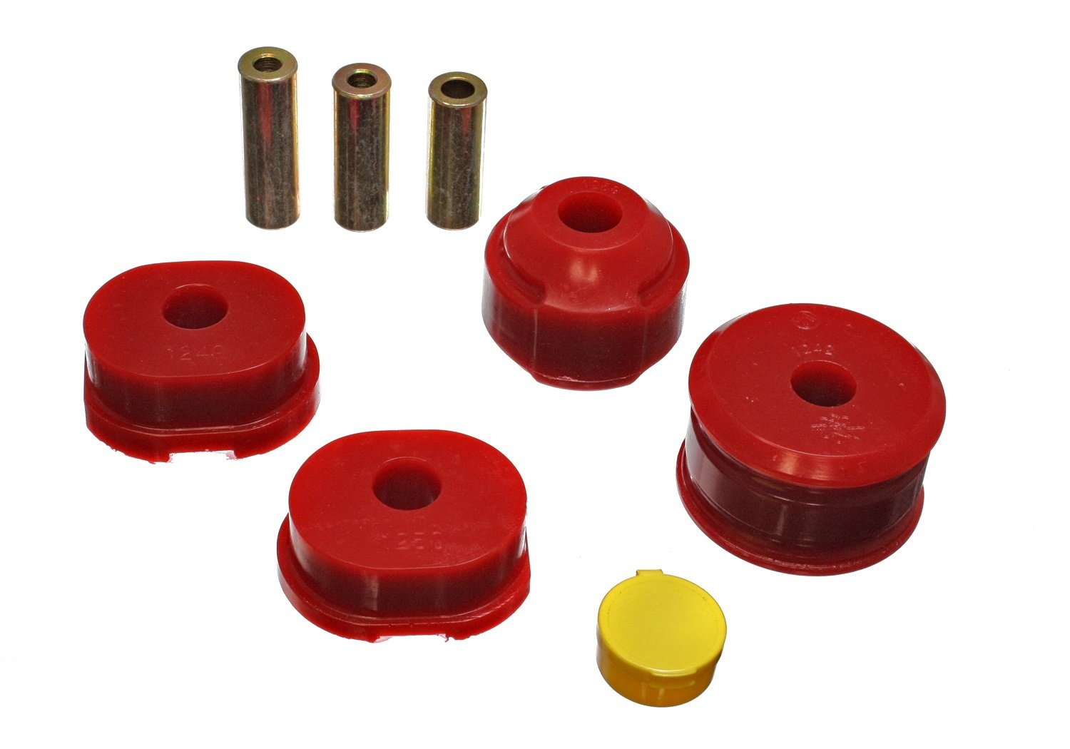 Energy Suspension 8.1104R Motor/Transmission Mount Set for TC by Energy Suspension (Image #1)