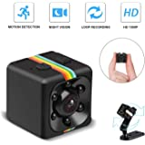 Fredi Hidden Camera 1080p Hd Mini Spy Camera Small Amazon