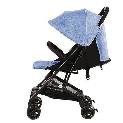 HAOJUN Cochecito de bebé Paraguas Súper Ligero Plegable Simple Amortiguador - Cochecito (Color : 3