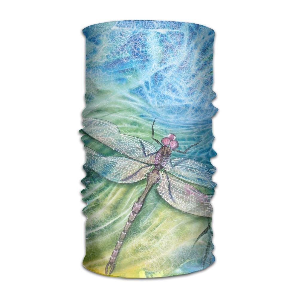 Magic Headwear Dragonfly Painting Outdoor Scarf Headbands Bandana ...