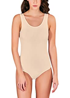 VEDATS Damen Mini Unterkleid Bodydress Träger Verstellbar Abnehmbar