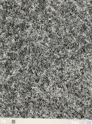 Nadelfilz-Teppich in der Farbe beige-braun robust /& rutschfest Nadelvlies-Auslegeware in der Breite 2m x L/änge 0,5m Filz-Bodenbelag als Meterware erh/ältlich Beanspruchungsklasse BK33