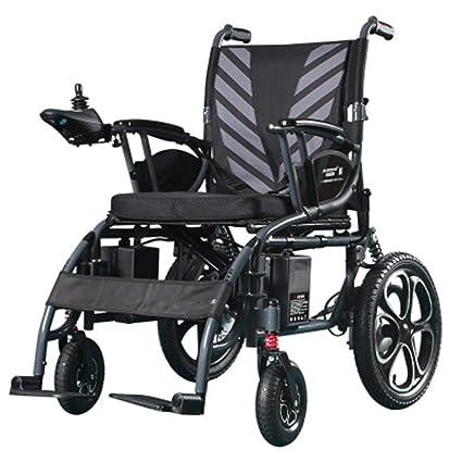 Silla de ruedas eléctrica plegable de diseño, silla de ...