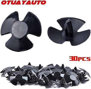 53326-08010  4878883AA Hood Insulator Pad Retaining Clip All Brand Qty-5