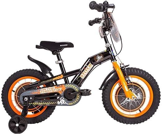 DYFYMXBicicleta niño Bicicleta de Pedal Bicicleta for niños niña niño Bicicleta de Pedal 12
