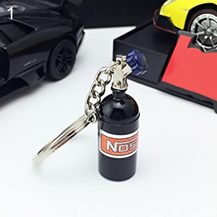 Shangwelluk Caja de Nitro de óxido de Botella Mini Nos ...