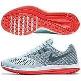 New Nike Dual Fusion Lite Grey/Red Mens 8.5