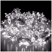 300 LED Curtain String Light Christmas Party Wedding Outdoor Fairy Lighting