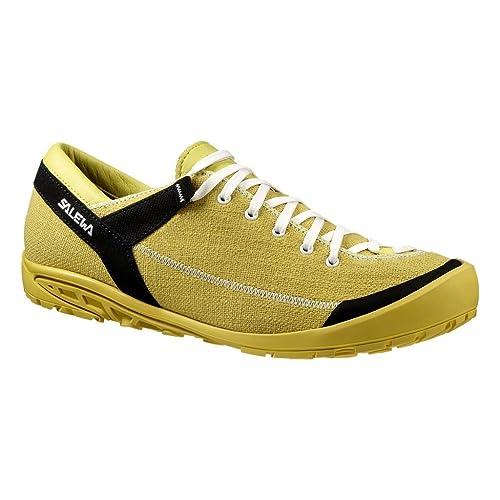 Salewa Ms Alpine Road, Zapatillas de montaña Hombre, Amarillo/Blanco (Kamille/White 2408), 41: Amazon.es: Zapatos y complementos