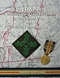 fourth world war - 4th Division Summary of Operations in the World War and Terrain Photographs