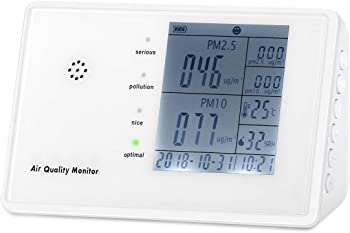 Yvelines Indoor Air Quality Monitor