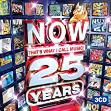 Now That's What I Call Music 25 Years