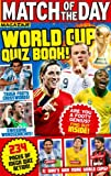 World Cup Quiz Book!, Match of the Day Magazine Staff, 1846079012
