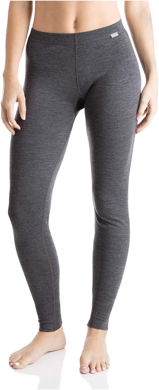 MERIWOOL Women's Base Layer Bottoms - Lightweight Merino Wool Thermal Pants