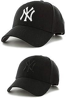 065db62796367 SHVAS Unisex Baseball Cap Combo - Pack of 2 caps  BCGBNYCOMBO  Black