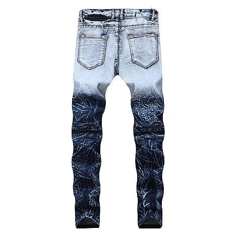 JMETRIC_pants ❤️2019 Plus - Pantalones Vaqueros de Estilo Retro ...