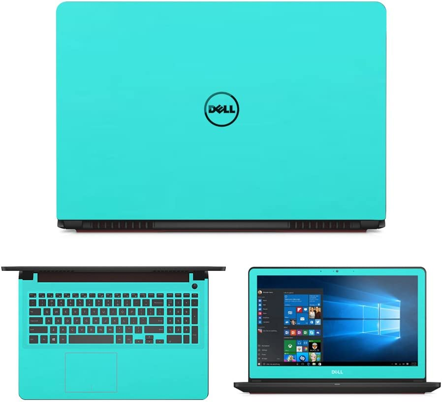 Mint Green Skin Decal wrap Skin Case for Dell Inspiron 15 7559 15.6