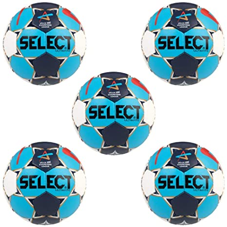 Fan Sport 24 Select Ultimate Cl Ball EHF - Pelota de Balonmano (5 ...
