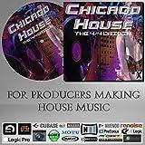 Chicago House (The 4/4 Origin) - Wav Loop & Sample Pack For All Daw's - Like Ableton Live, Apple Logic, Steinberg Cubase, Nuendo, Bitwig , Studio One, Reaper, Sony Acid Etc..