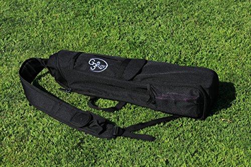 G3Elite Yoga Set, Combo Starter Kit Includes Yoga Mat, Bag, Sling Strap, Plus Hand Towel (Purple Mix)