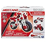 Meccano Junior, 3 Model Set, Mighty Cycles