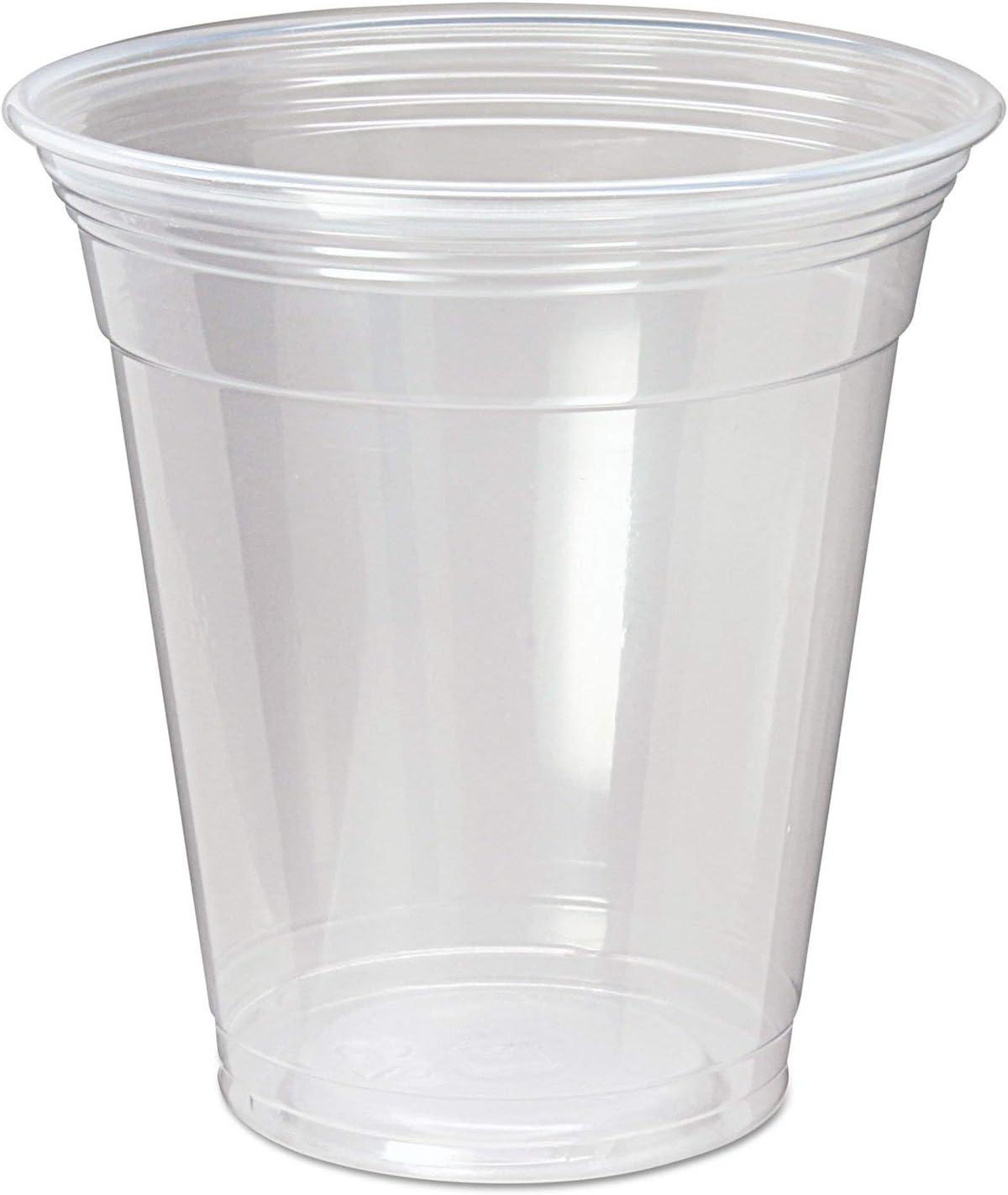 Fabri-Kal NC12S Nexclear Polypropylene Drink Cups 12/14 oz Clear 1000/Carton