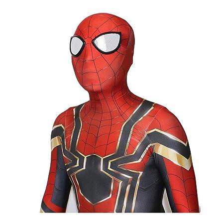 JUFENG Spider-Man 3D Medias Cosplay De Halloween Medias ...