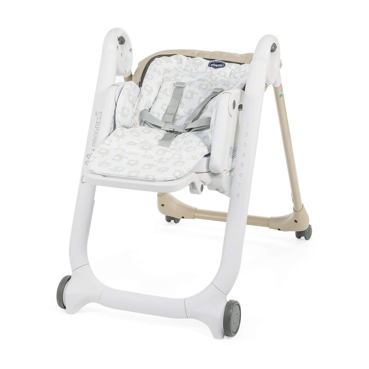 Chicco Polly Progres5 Beige 12.4 kg