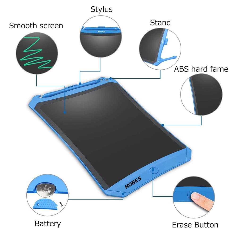 NOBES LCD Tablette D/'écriture 8.5 Pouces Ardoise Magique Tableau Portable pou...
