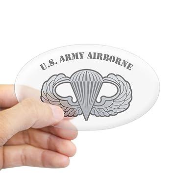 Amazon.com: CafePress – Basic Airborne alas Estados Unidos ...