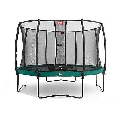 Amazon.com: Berg Champion - Cama elástica con red de ...