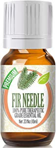 Fir Needle Essential Oil - 100% Pure Therapeutic Grade Fir Needle Oil - 10ml