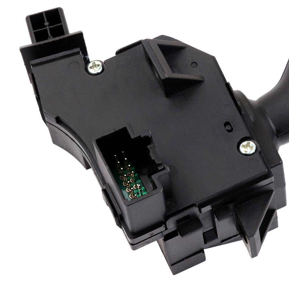 CCIYU Multifunction Combination Switch Turn Signal Switch Replacement fit for 2008-2012 Replacement fit ford Escape 2008-2011 Mazda Tribute 2008-2011 Mercury Mariner 8L8Z13K359AA