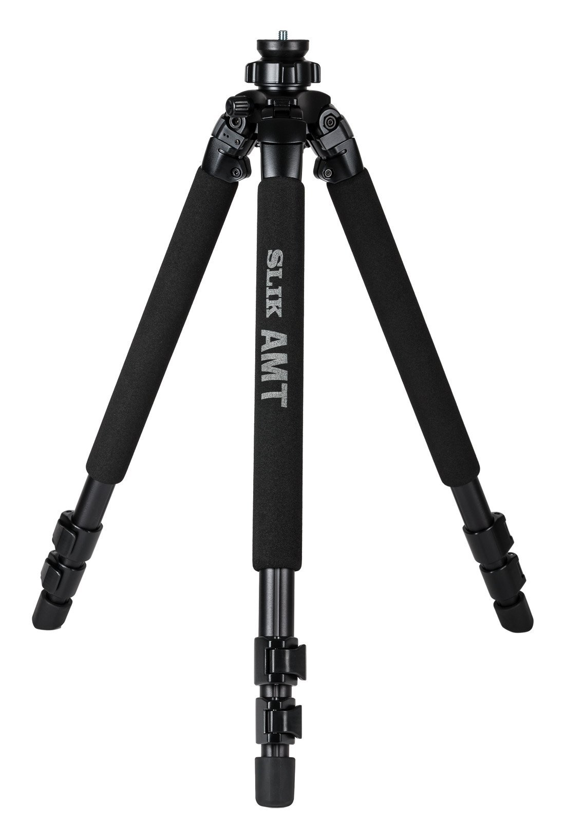 SLIK Pro 700 DX Tripod Legs - Black (Renewed) by Slik