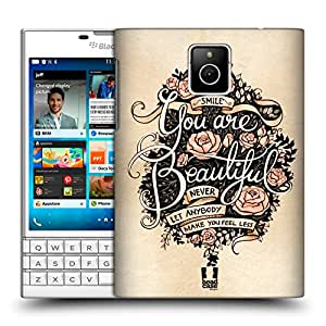 Head Case Designs Beautiful Introspection Hard Back Case for BlackBerry Q10