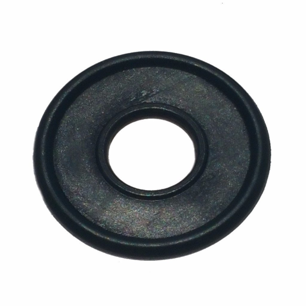 Buy Auto Supply # BAS03509 (25 Count) M12 Rubber Oil Drain Plug Gasket Aftermarket Replacement for 097-115, 65327 GM 21007240 (25.7mm O.D/10mm I.D)