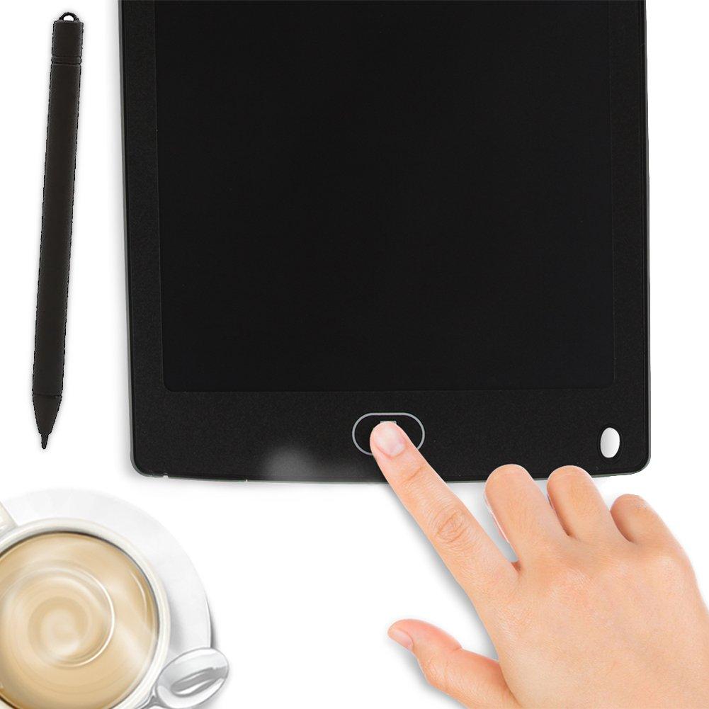 dise/ño Duradero y Pizarra de Escribir EisEyen eWriter Doodle Pad Message Board Regalos para ni/ños y Amigos Tableta de Escritura con Pantalla LCD de 8,5 Pulgadas con Mangas